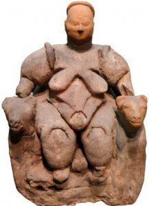 Seated Woman of Çatalhöyük